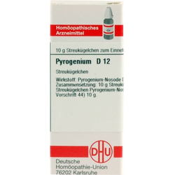 PYROGENIUM D 12 Globuli