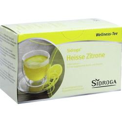 Sidroga Wellness Heiße Zitrone