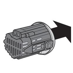 Privileg Staubsauger-Akku 1500 mAh (24 V)