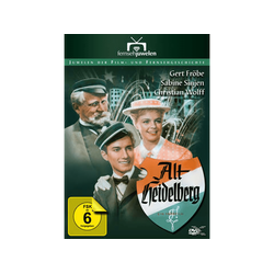 ALT-HEIDELBERG DVD