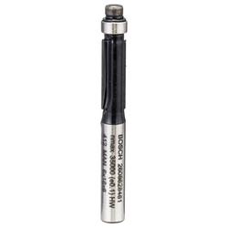 Bündigfräser 6 mm. D1 6.35 mm. L 16.1 mm. G 54 mm