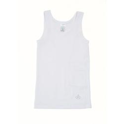SINGLETBASE ONE - Unterhemdchen weiß PZN: 13352835