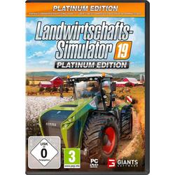 Landwirtschaftssimulator 2019 Platinum Edition PC
