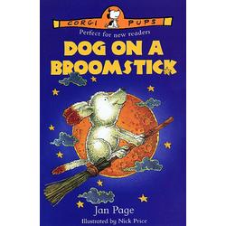 Dog On A Broomstick: eBook von Jan Page