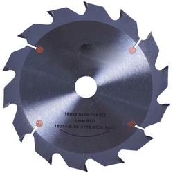 CONNEX Kreissägeblatt Handkreissägeblatt, HM, mittel, Ø 127 mm grau