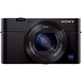 Sony Cyber-shot DSC-RX100 III + VCT-SGR1 Griffhalterung
