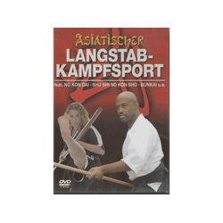 Asiatischer Langstab-Kampfsport DVD