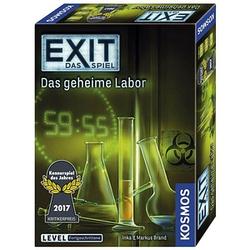 KOSMOS EXIT - Das Spiel: Das geheime Labor Escape-Room Spiel