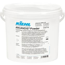 Kiehl ARCANDIS®-Powder Geschirrreiniger, Geschirrreiniger für alle Haushalts- und halbgewerblichen Geschirrspülmaschinen, 5 kg - Eimer