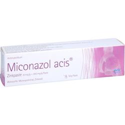 MICONAZOL acis Zinkpaste 50 g