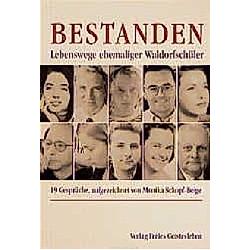 Bestanden - Buch