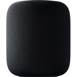 Apple HomePod Sprachgesteuerter Lautsprecher (WLAN (WiFi) grau