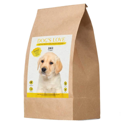 Dog´s Love Trocken Junior Huhn | Hunde Trockenfutter