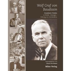 Wolf Graf von Baudissin als Buch von Wolf Graf von Baudissin
