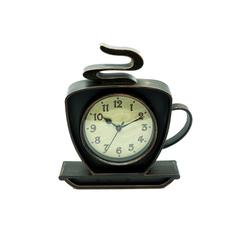 HTI-Living Wanduhr Wanduhr Kaffeetasse