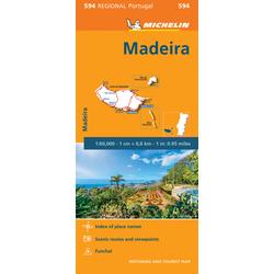 Michelin Madeira 1:60.000