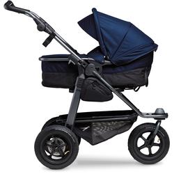 tfk Kombi-Kinderwagen mono blau Kinder Kinderwagen Buggies