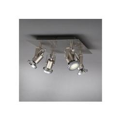 B.K.Licht LED Deckenleuchte, LED Spot-Lampe Design-Deckenstrahler modern Deckenlampe Spotlights inkl. 5W 400lm