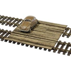 MBZ 86213 Z Bahnübergang