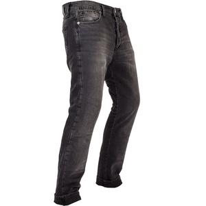 John Doe Ironhead Mechanix XTM Jeans, schwarz, Größe 34