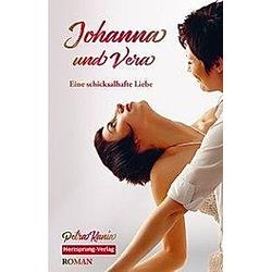 Johanna und Vera. Petra Kania  - Buch