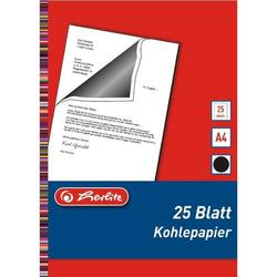 Kohlepapier A4 VE=25 Blatt