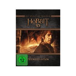 Die Hobbit Trilogie 3D Blu-ray (+2D)