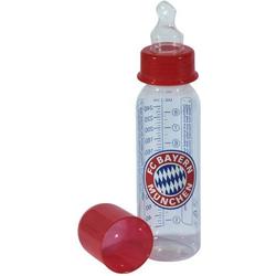 FC Bayern Babyflasche Logo