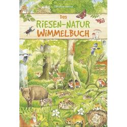 Das Riesen-Natur-Wimmelbuch 823406
