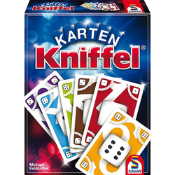 Schmidt Spiele Spiel, Karten Kniffel