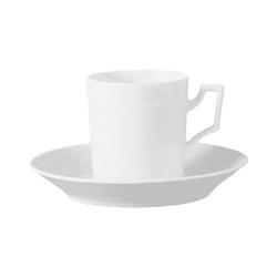Fürstenberg Herzog Ferdinand weiss Kaffee Obertasse 0,18 L Herzog Ferdinand weiß OB 6835 WEISS