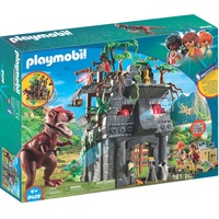 Playmobil Dinos Basecamp mit T-Rex 9429