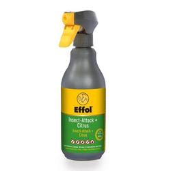 Effol Fliegenspray Insect-Attack + Citrus, Bremsenspray, Insektenschutzspray