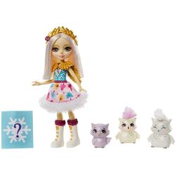 Enchantimals Anziehpuppe Enchantimals Odele Owl, Cruise und Familie