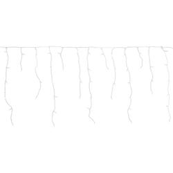 LED-Lichterkette Eisregen 12 m