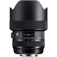 Sigma 14-24 mm F2,8 DG HSM (A) Nikon F