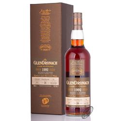 Glendronach 26 YO Cask Strength Batch 17 Whisky 56,5% vol. 0,70l