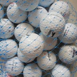 'Lakeballs Marken Mix weiss 25er Netz Qualität AAA/AA'