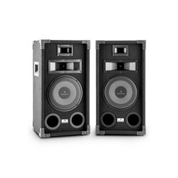 Auna PA-800 Fullrange PA-Lautsprecher Paar 8