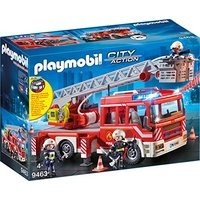 Playmobil City Action Feuerwehr-Leiterfahrzeug (9463)