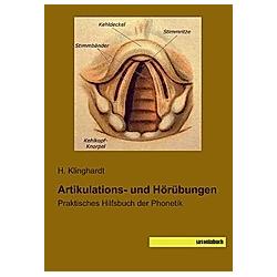 Artikulations- und Hörübungen