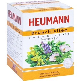 Heumann Solubifix T Bronchialtee 30 g