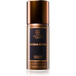 Collistar Acqua Wood Deodorant Spray für Herren 100 ml