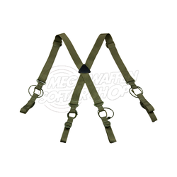 Low Drag Suspender für PLB Belt Oliv