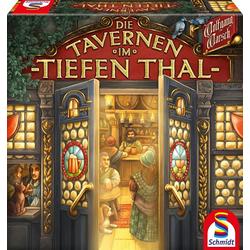 Schmidt Spiele Spiel, Die Tavernen im Tiefen Thal