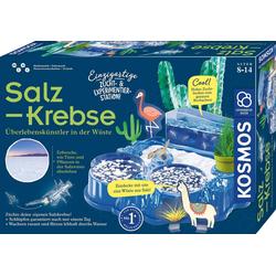 Kosmos Experimentierkasten Salzkrebse, Made in Germany