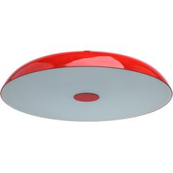 MW-LIGHT Deckenleuchte Bremen, Deckenlampe rot Ø 80 cm x 86 cm x 25,5 cm x 14,50 cm