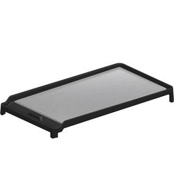 PPX6090-1 Teppanyaki Grillplatte aus Edelstahl/Guß für alle SMEG SCD90