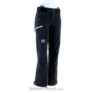 Ortovox Medola Pants Damen Tourenhose-Schwarz-XL