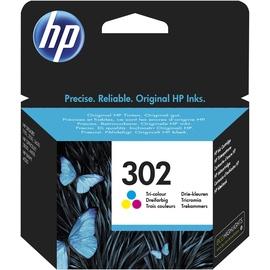 HP 302 CMY (F6U65AE)